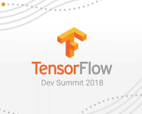 TensorFlow Developer Summit 2018 logo
