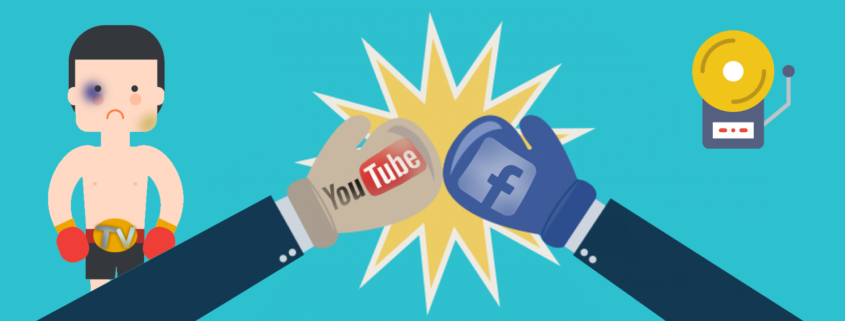 YouTube vs  Facebook - The Video Marketing Landscape Today
